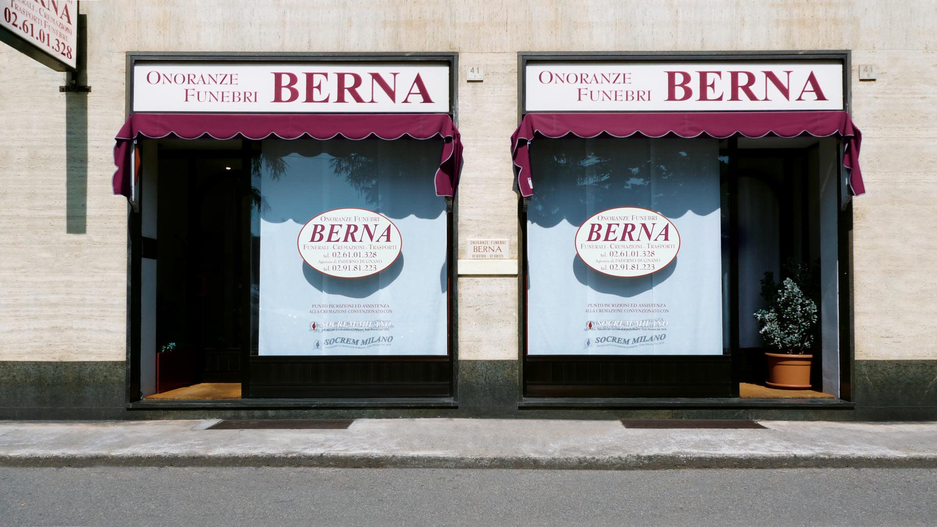 Onoranze Funebri Ripamonti-Berna Bresso