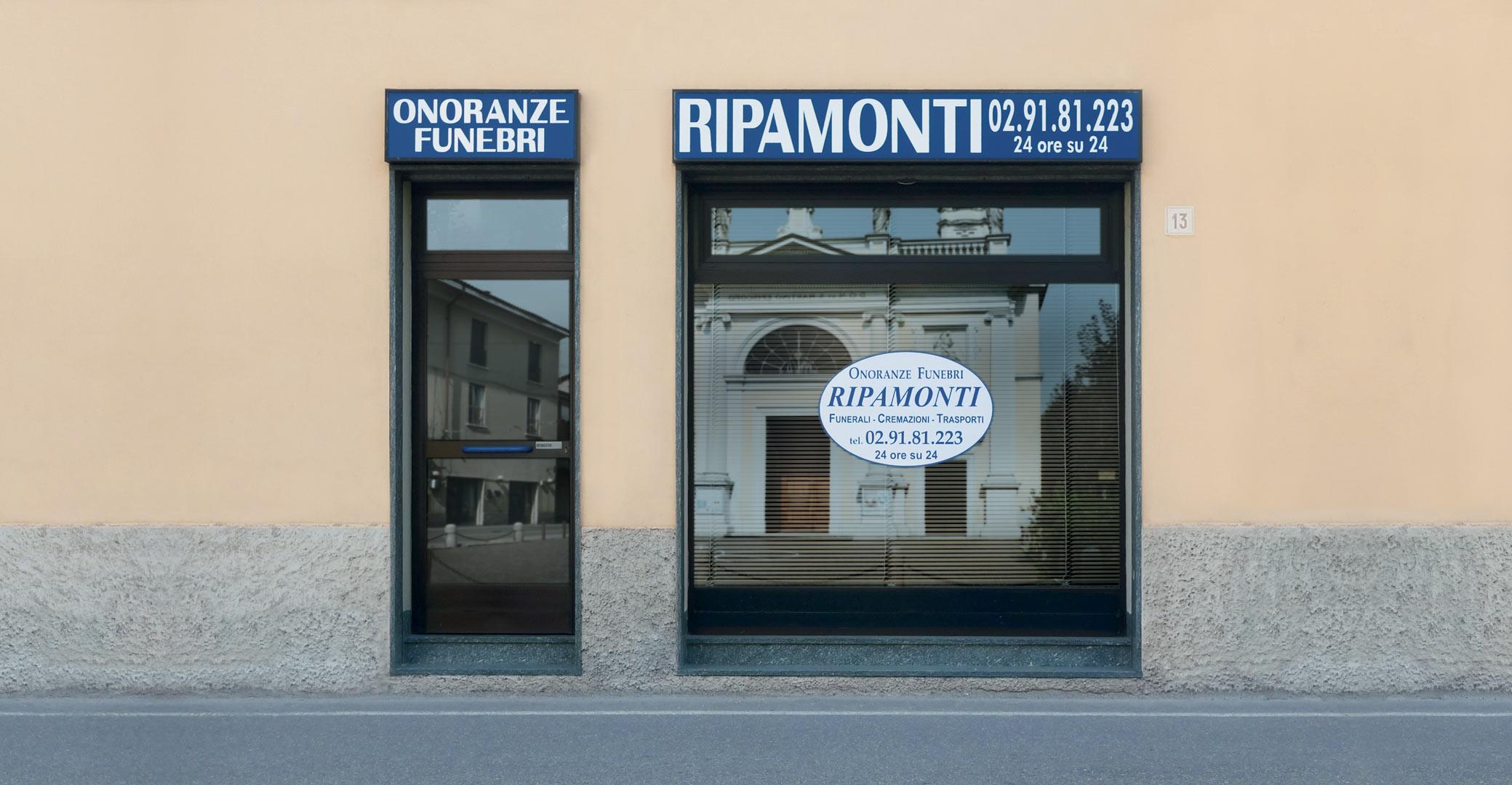 Onoranze Funebri Ripamonti-Berna Palazzolo Milanese